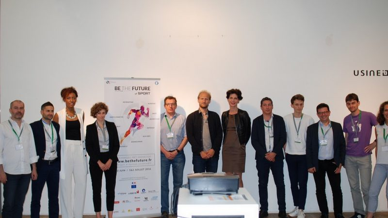 Openfield was jury at the Be The Future Hackathon