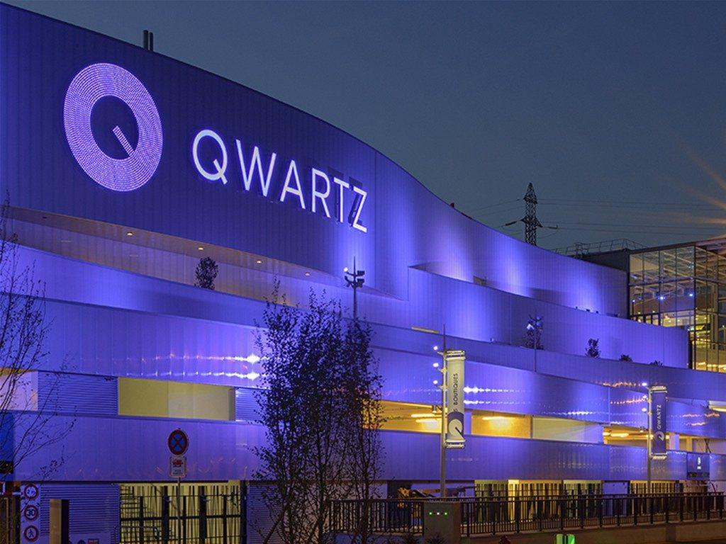 Opening by Altarea of its connected regional shopping mall Qwartz