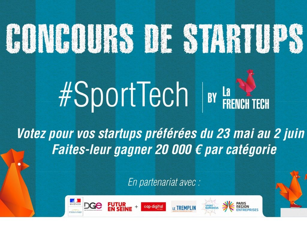 Discover the winners of the Sport Tech 2016 event