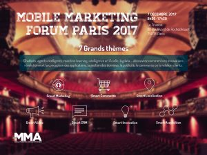 Openfield participe au Mobile Marketing Forum Paris 2017